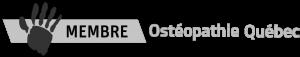 membre osteopathie québec